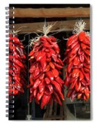 Ristras 1 Hatch New Mexico Spiral Notebook