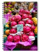Ritaya Fruit - Mercade Municipal  Spiral Notebook
