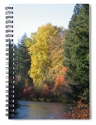 River Bend Spiral Notebook