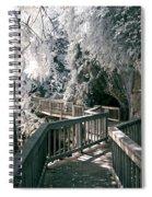 River Boardwalk Spiral Notebook