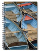 River Boats Spiral Notebook