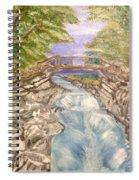 River Bridge Spiral Notebook