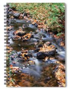 River Cascades Spiral Notebook
