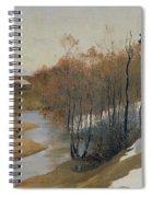 River Kordonka Spiral Notebook