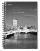 River Liffey - Dublin Spiral Notebook