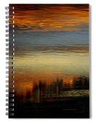 River Of Sky Spiral Notebook
