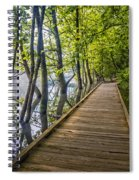 River Of Souls Spiral Notebook
