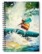 River Rocket Spiral Notebook