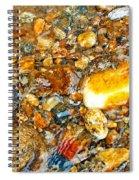 River Rocks 10 Spiral Notebook