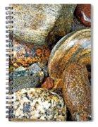River Rocks 11 Spiral Notebook