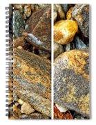 River Rocks 16 In Stereo Spiral Notebook