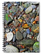 River Rocks 22 Spiral Notebook