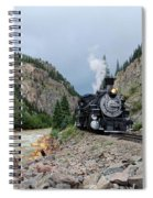 River Run Spiral Notebook