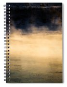 River Smoke Spiral Notebook