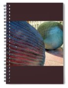 River Stones - New Orleans La Spiral Notebook