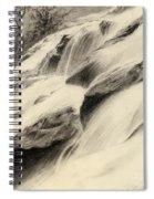 River Stream Spiral Notebook