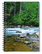 River View Spiral Notebook