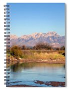 River View Mesilla Spiral Notebook