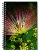 River Wildflowers Spiral Notebook