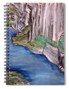 River With No End Spiral Notebook