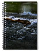 River Wye - Town Peak District - England Spiral Notebook