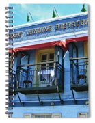 Riverboat Landing 0769 Spiral Notebook