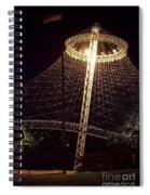 Riverfront Park Spiral Notebook