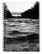 Rivers Edge Spiral Notebook