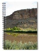 River's Rough Bluff Spiral Notebook
