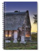 Riverside Cemetery Spiral Notebook