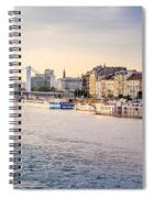 Riverside Spiral Notebook