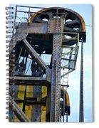Riveting 3 Spiral Notebook