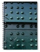 Rivets 02 Spiral Notebook