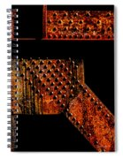 Rivets Number Two Spiral Notebook