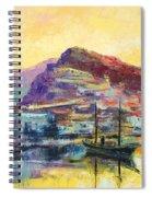 Riviera Di Ponente Spiral Notebook