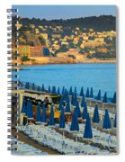 Riviera Full Moon Spiral Notebook