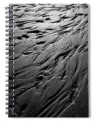 Rivulets Spiral Notebook