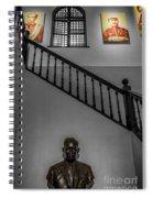 Rizal Shrine Spiral Notebook