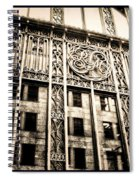 Rm Montreal Spiral Notebook