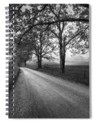 Road Not Traveled Spiral Notebook