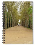 Road To Chenonceau Spiral Notebook