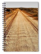 Road To Everywhere Spiral Notebook