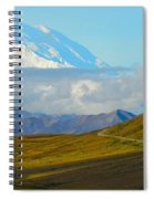 Road To The High One Spiral Notebook