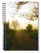 Road To The Mausoleum Spiral Notebook