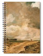 Road To The Spaniards. Hampstead Spiral Notebook