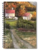 Road To Tranquility Spiral Notebook