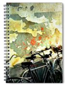 Road Trip Respite Spiral Notebook