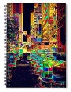 Roadblocks Spiral Notebook