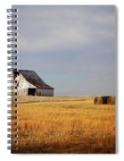 Roadside Barn Spiral Notebook