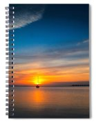 Roanoke Dawn Spiral Notebook